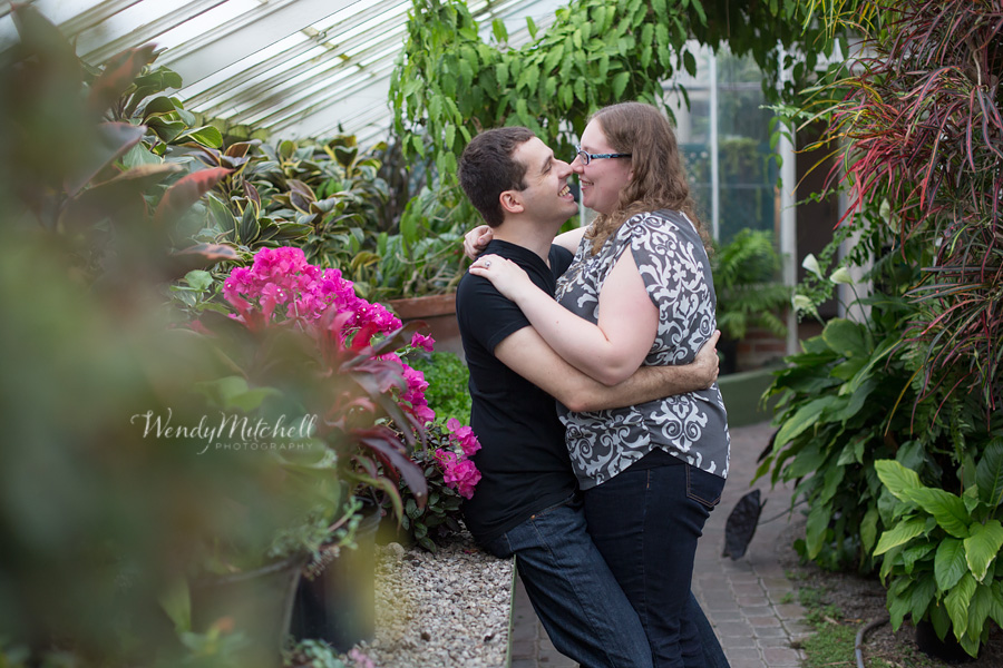 ... Engaged Couple In Buffalo And Erie County Botanical Gardens | Buffalo  Engagement Photography | Wendy Mitchell ...